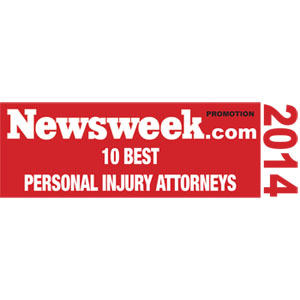 2014 Newsweek Personal Injury