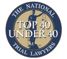 National Trial Lawyers Top 40 Lawyer Under 40