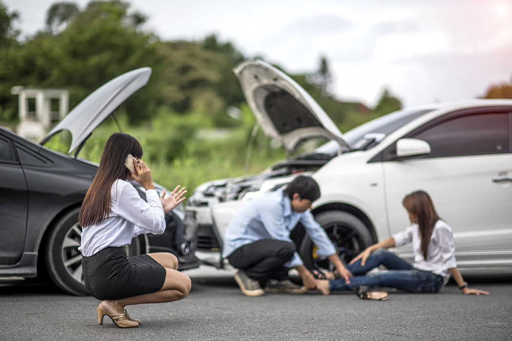 Bone Breaks Fractures Caused By A Car Accident California Injury