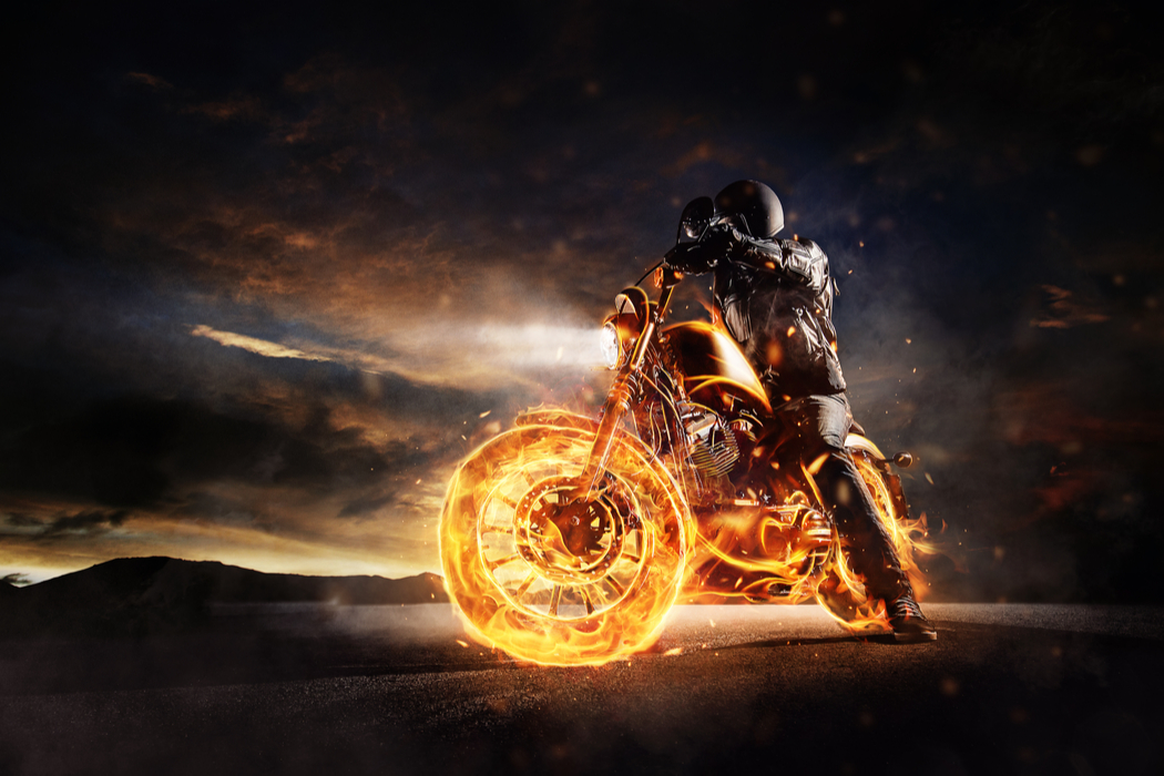 Burn Injuries, and how a Los Angeles motorcycle accident
